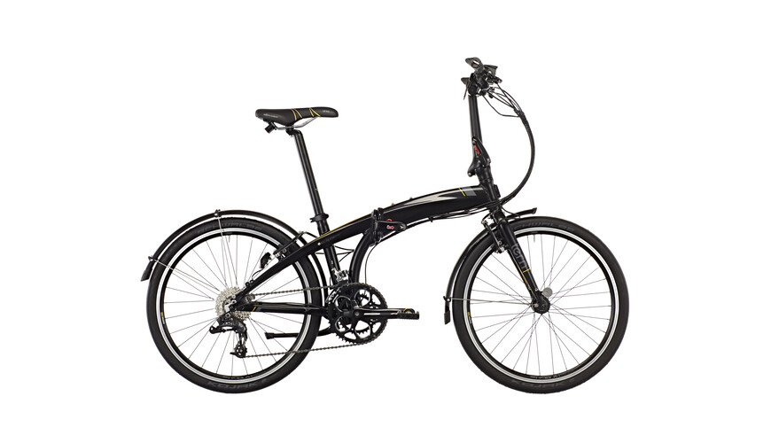 "tern Eclipse P18 L 24"" black/yellow"